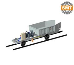hydraulic-trolley