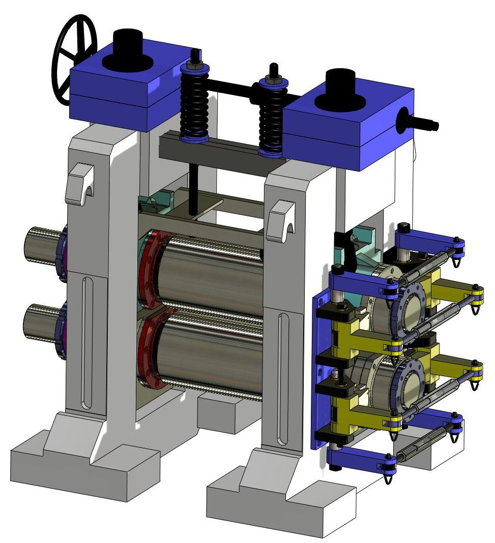 Multi Row Bearing Stand