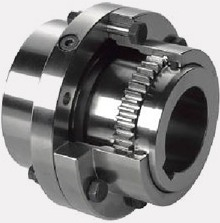 4. Gear Couplings